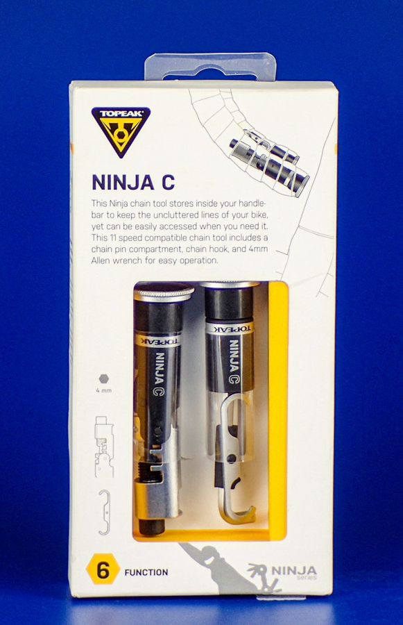 Выжимка для цепи Topeak Ninja C Chain Tool
