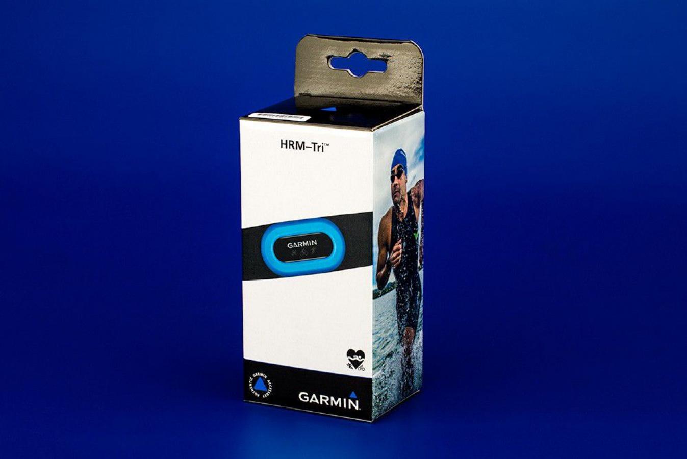 Датчик пульса Garmin HRM-Tri