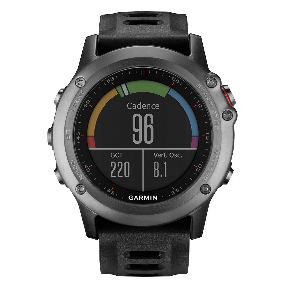 Garmin fenix 3 Gray / Black Band