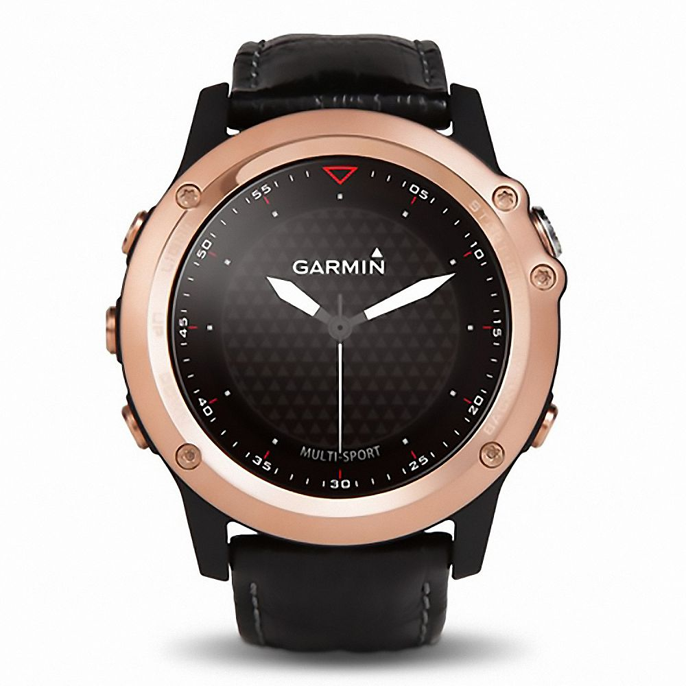 Garmin fenix 3 Sapphire Rose Gold Premium