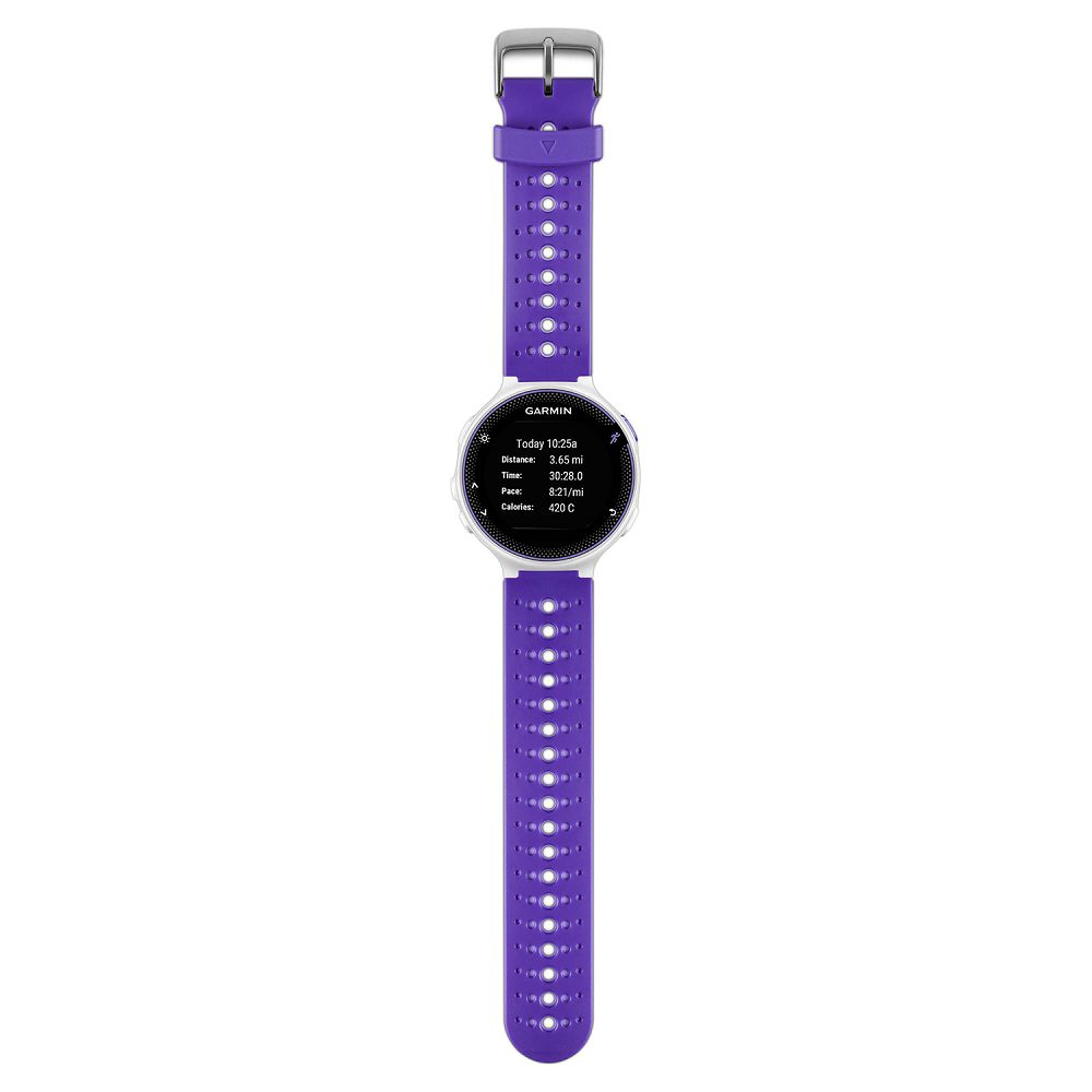 Garmin Forerunner 230 Purple Strike Bundle