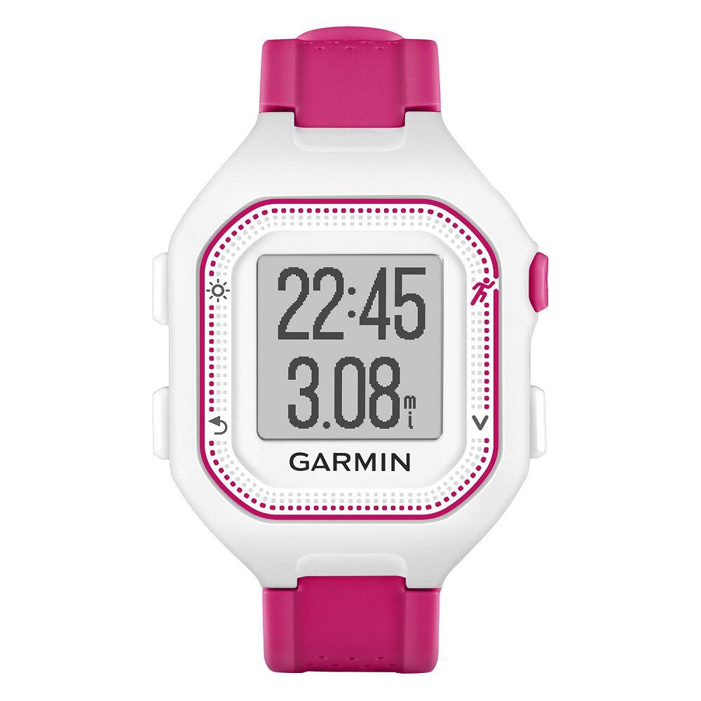 Garmin Forerunner 25 White / Pink
