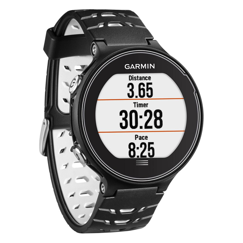 Garmin Forerunner 630 Black / White Bundle