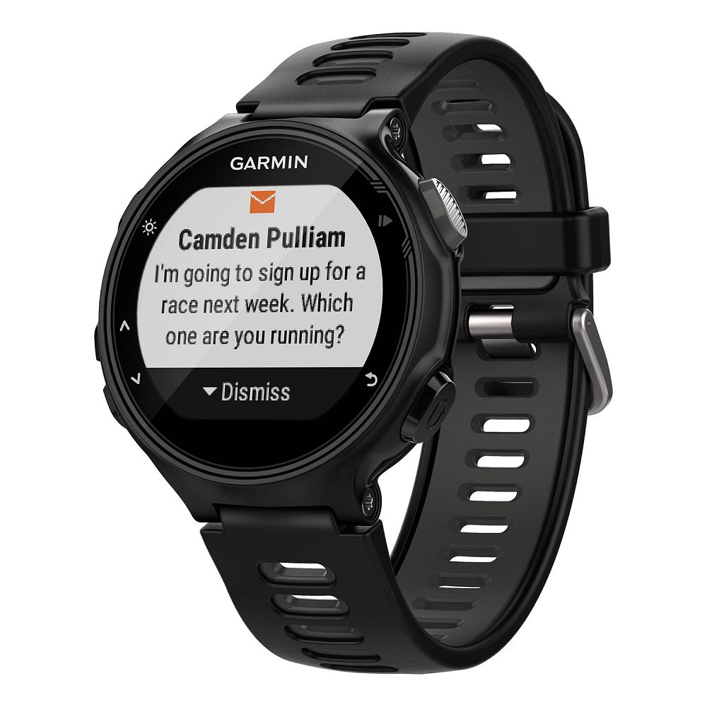 Garmin Forerunner 735XT Black/Gray Tri Bundle