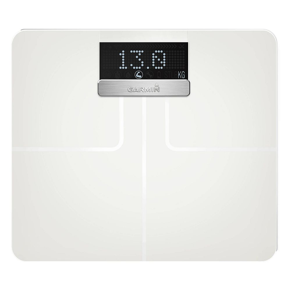 Garmin Index Smart Scale White