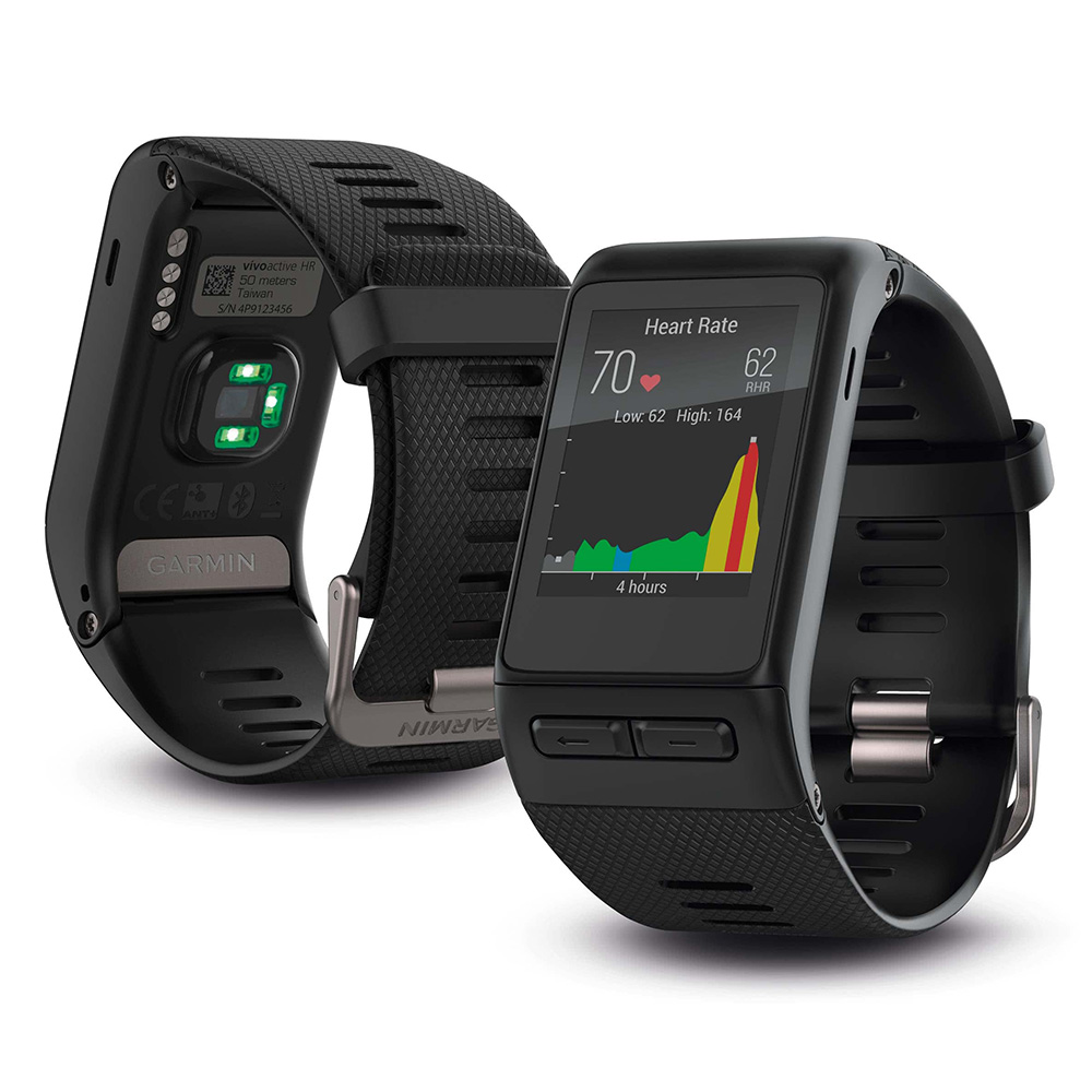 Garmin vivoactive HR Black (X-large)