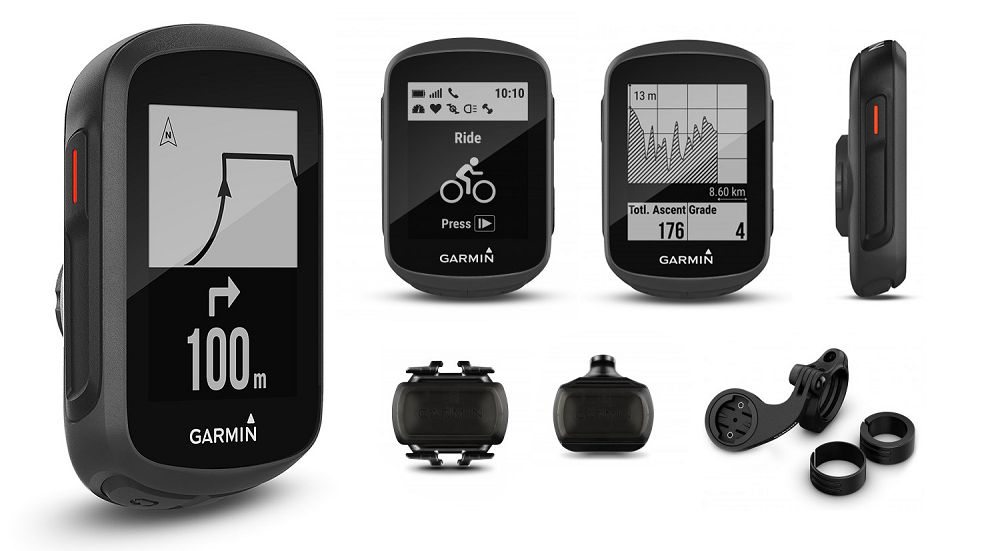 Garmin Edge 130 - новый велосипедный компьютер от Гармин