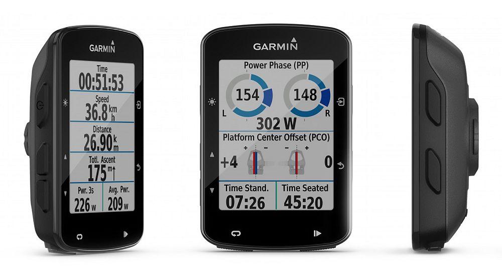 Garmin Edge 520 Plus: продвинутая реинкарнация
