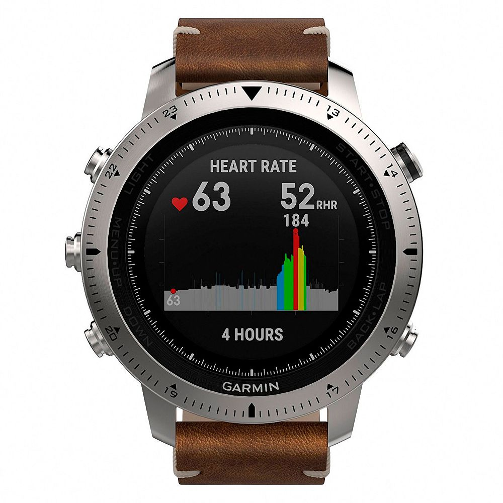 Garmin fenix Cronos Leather