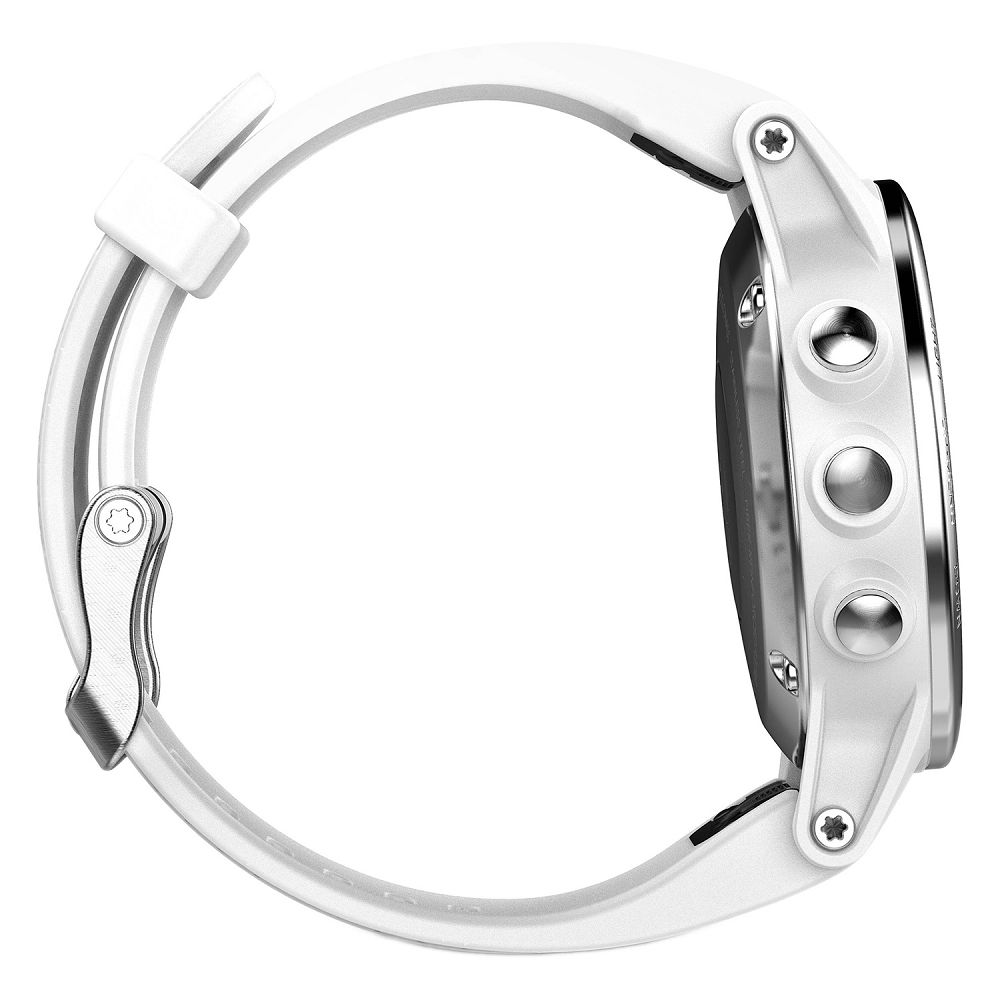 Garmin fenix 5S White / Carrara White Band