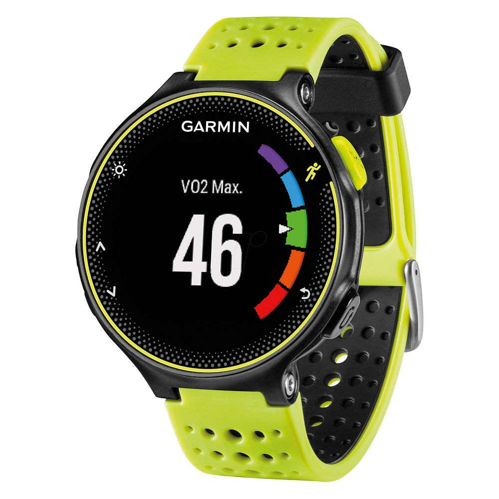 Garmin Forerunner 230 Force Yellow Silicone