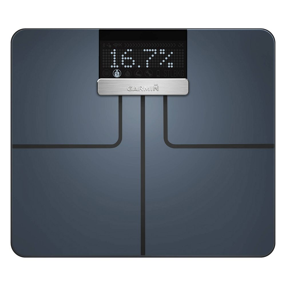 Garmin Index Smart Scale Black