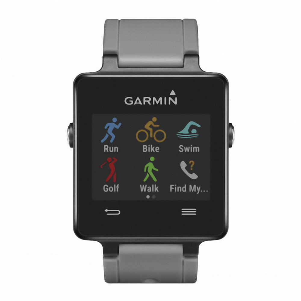 Garmin vivoactive Slate, The Biggest Loser Limited Edition