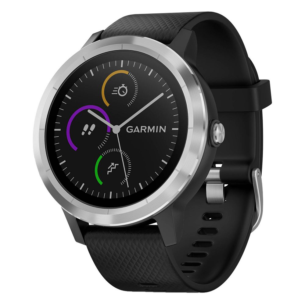 Garmin vivoactive 3 Black / Stainless Hardware