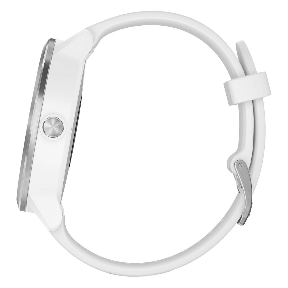 Garmin vivoactive 3 White / Stainless Hardware